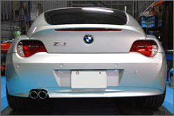 for BMW E85 Z4 2.5Si / 3.0Si ROADSTER , COUPE