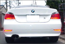 for BMW E61 525i TOURING バルブトロニック
