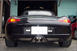 for PORSCHE BOXSTER 2.7 / 3.2 [986]