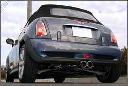 for R52 MINI COOPER-S CABRIOLET